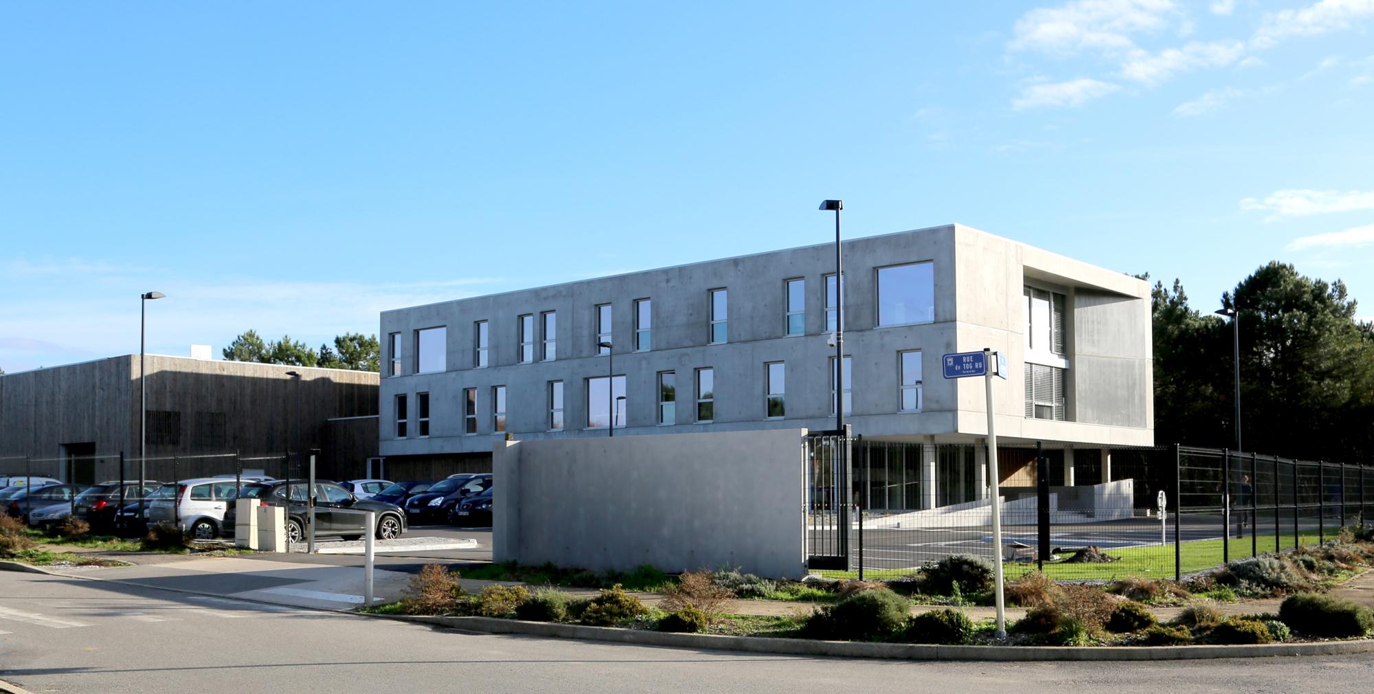 Forsim, siège social de l'entreprise