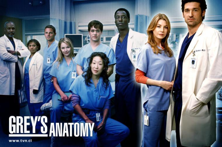 Un simulateur dans Grey's Anatomy