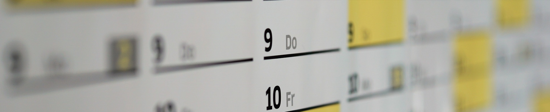 calendrier de formations Forsim